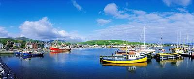 Dingle, Dingle Peninsula, Co Kerry Art Print by The Irish Image Collection