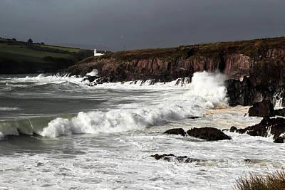 Photograph - Dingle Lighthouse by Noel O Neill