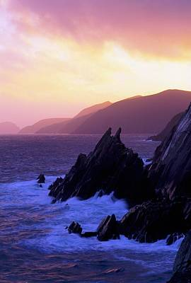 Photograph - Dingle Peninsula, Co Kerry, Ireland by The Irish Image Collection