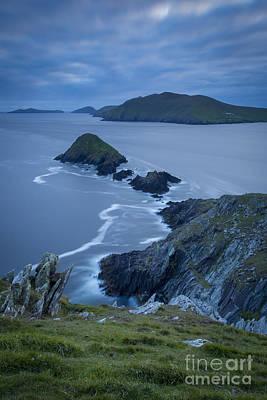 Photograph - Dingle Peninsula Evening by Brian Jannsen