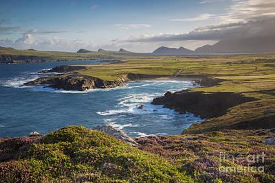 Photograph - Dingle Peninsula Morning by Brian Jannsen