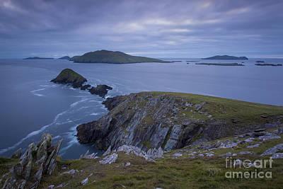Photograph - Dingle Peninsula Night by Brian Jannsen