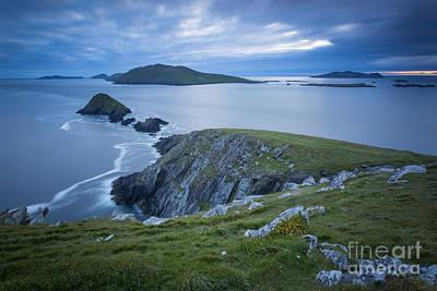 Photograph - Dingle Peninsula Twilight by Brian Jannsen