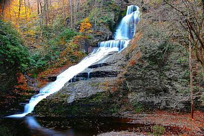Photograph - Dingman's Falls 4 by Steve Doris