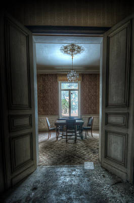 Old Home Place Digital Art - Dinning Room by Nathan Wright