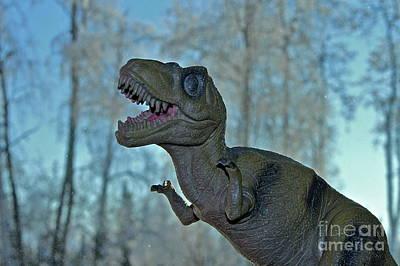 Photograph - Dino Fun by Rick Monyahan