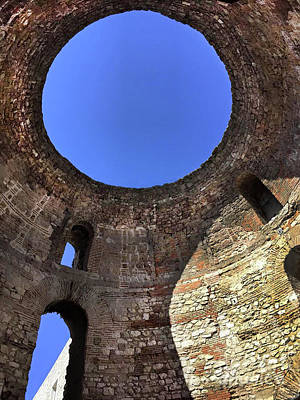 Photograph - Diocletian Palace In Split, Croatia  by Doc Braham