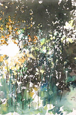 Painting - Diptych No.11 Right by Sumiyo Toribe