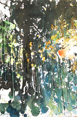 Painting - Diptych No11 Left by Sumiyo Toribe