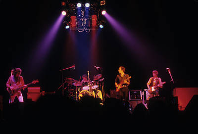 Photograph - Dire Straits 1st American Tour by Rich Fuscia