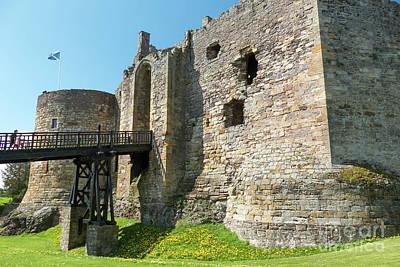 Photograph - Direleton Castle by Rod Jones