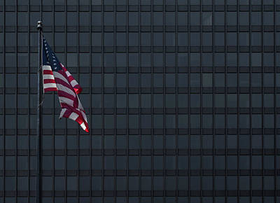 Dirksen Federal Building Chicago Art Print by Steve Gadomski