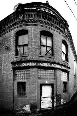 Photograph - Dirom Insulating Lynchburg by Alan Raasch