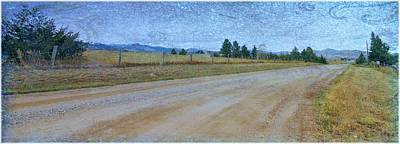 Photograph - Dirt Road by Angie Tirado