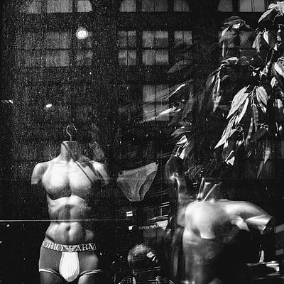 Photograph - Dirty Mannequins by Dylan Murphy