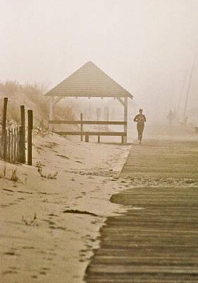 Photograph - Disappearance by Steve Karol