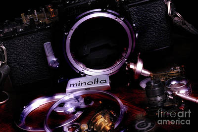 Photograph - Disassembly by Mike Eingle