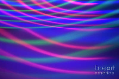 Keith Richards - Disco Ball Light Show by Jim Corwin