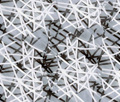 Digital Art - Disconnect - Abstract Art  by Ann Powell