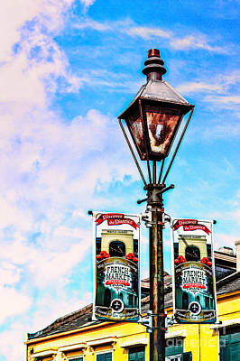 Photograph - Discover The French Market District by Frances Ann Hattier