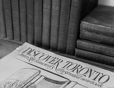 Discover Toronto Art Print