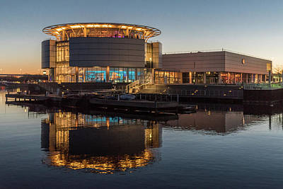 Photograph - Discovery World by Randy Scherkenbach
