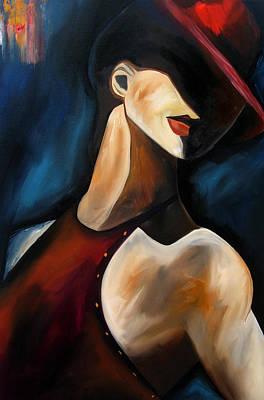 Discreet By Thomas Fedro Art Print by Tom Fedro - Fidostudio