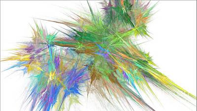 Digital Art - Disillusionment by Dwayne Jahn