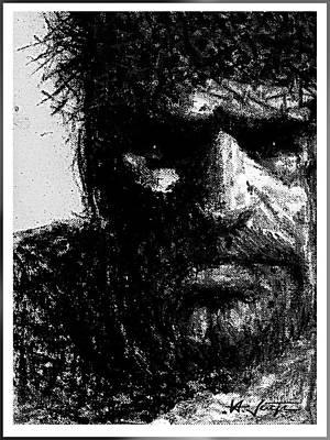 Dismay Drawing - Dismay by Hartmut Jager
