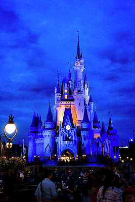 Photograph - Disney Blues by Greg Fortier