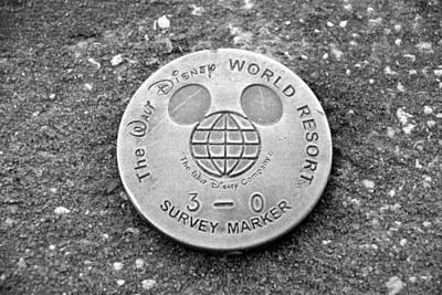 Photograph - Disney by David Lee Thompson