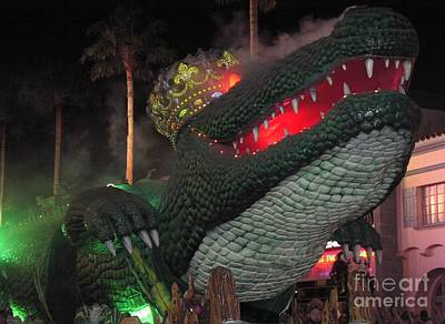 Disneyland Florida Parade Original