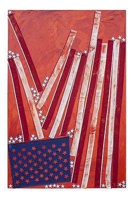 Dissecting Union V. Liberty Art Print by Steve Hartman