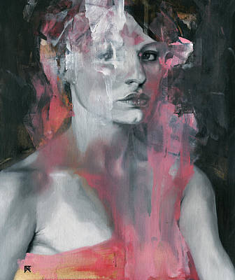 Paintings - Dissolution by Patricia Ariel