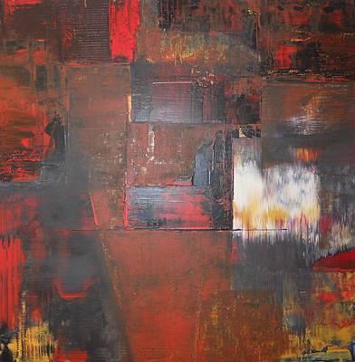 Painting - Distance by Noel Jones