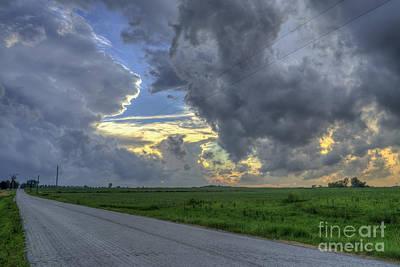 Photograph - Distant Colors by Scott Wood