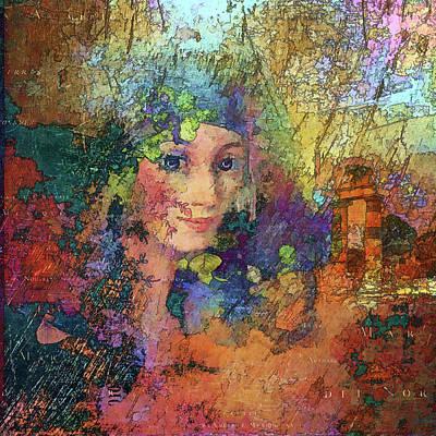 Digital Art - Distant Dreams by Sue Masterson