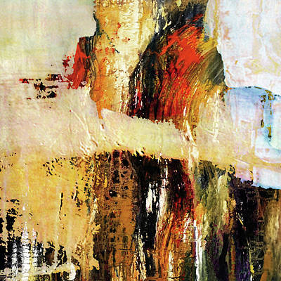 Distant Limit  Art Print by Sadegh Aref
