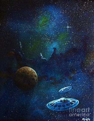 Distant Nebula Original