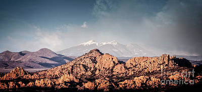 Photograph - Distant Peaks by Scott Kemper