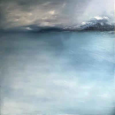 Distant Shores Art Print