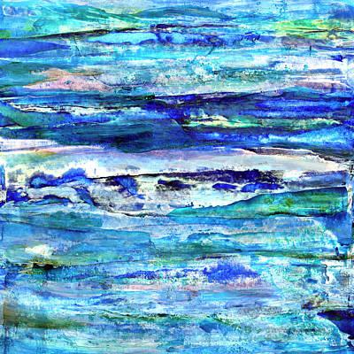 Painting - Distant Shores by Daniel Ferguson
