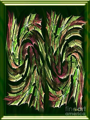 Digital Art - Distortion by Giada Rossi