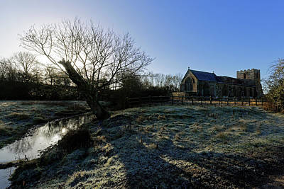 Photograph - Disused Church by David Harding
