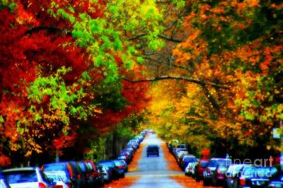 Photograph - Ditmas Park by Mark Gilman