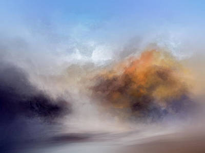 Tonalism Painting - Divergence by Lonnie Christopher