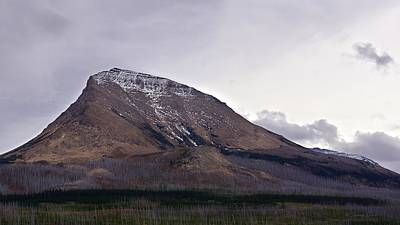 Photograph - Divide Mountain by Tracey Vivar