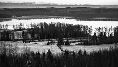 Photograph - Divider by Matti Ollikainen