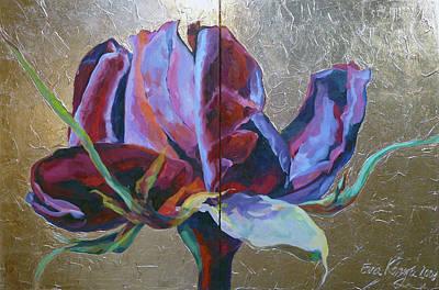 Painting - Divine by Eva Konya