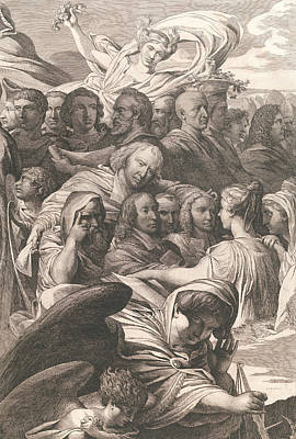 Relief - Divine Justice by James Barry